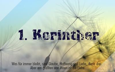 1. Korinther 11,2-16 – Christliche Tradition?!