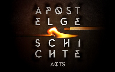 Acts 1.12-26 – The Church: Identity, Foundation, Mission