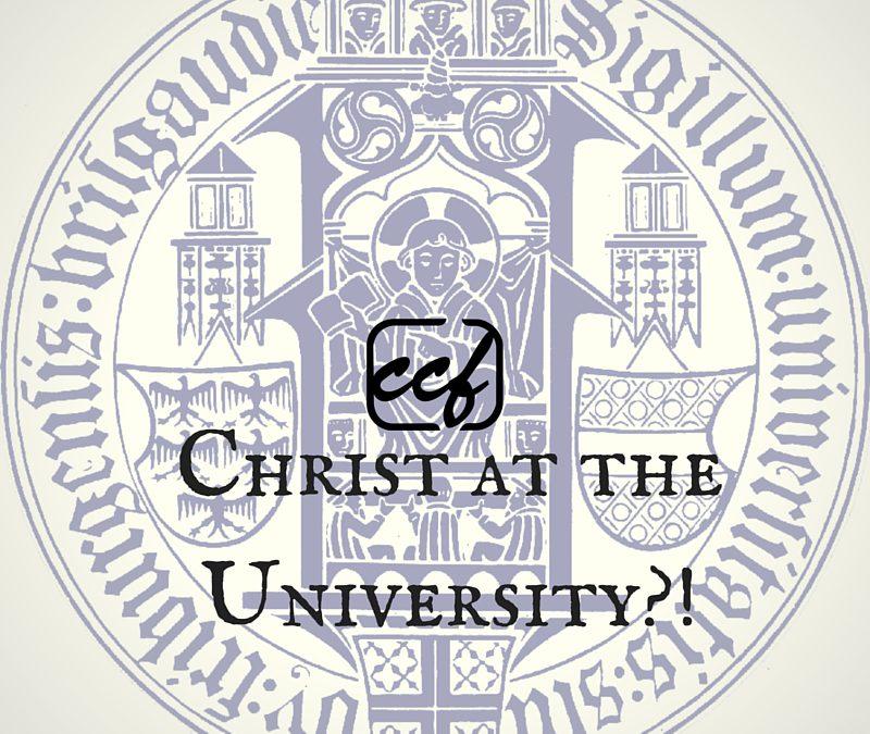 Christ at the University?! (DE/EN)