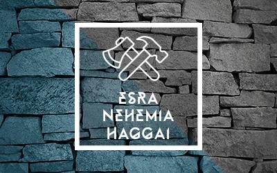 Das große Bild von Esra-Nehemia & Haggai