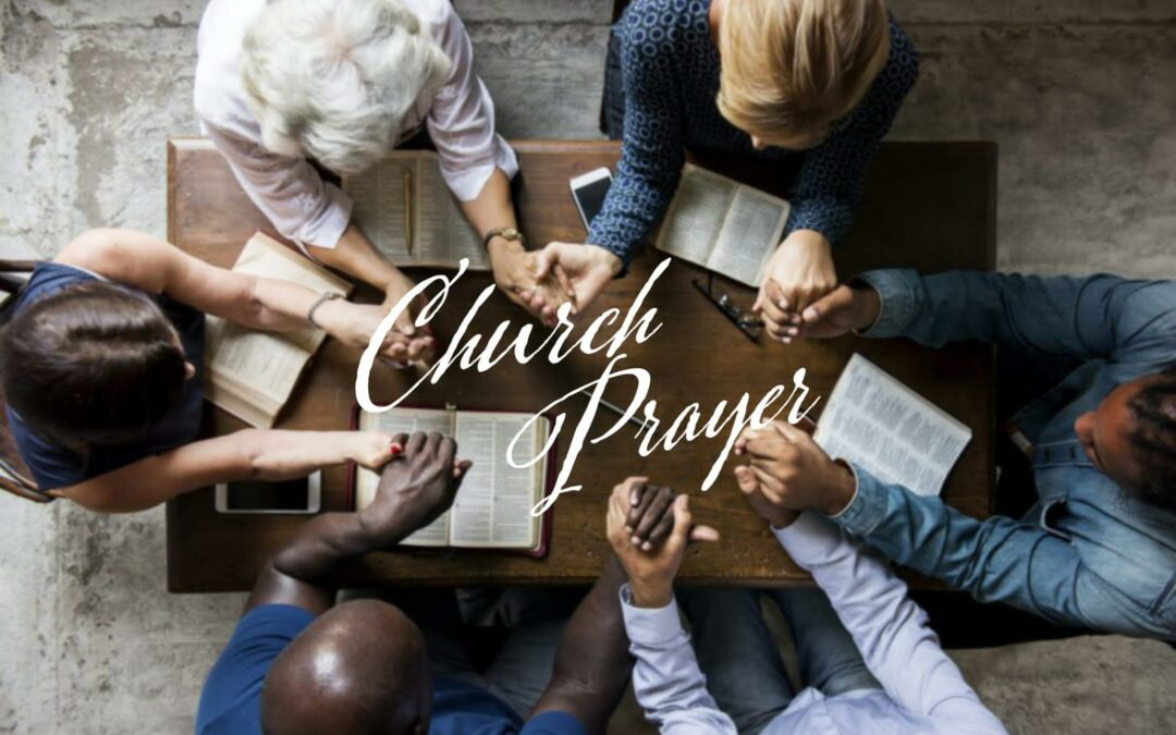 Prayer as War