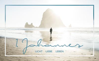 1. Johannes 5,6-13 – Jesus Christus: Bestätigt als Gottes Sohn und Weg zum ewigen Leben