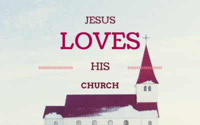 Jesus Loves His Church – You Are a Part of His Body / Jesus liebt seine Kirche – Du bist ein Teil seines Körpers (EN/DE)