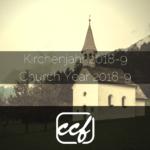 Calvary Chapel Freiburg - Predigten aus dem christlichen Jahr 2018-19