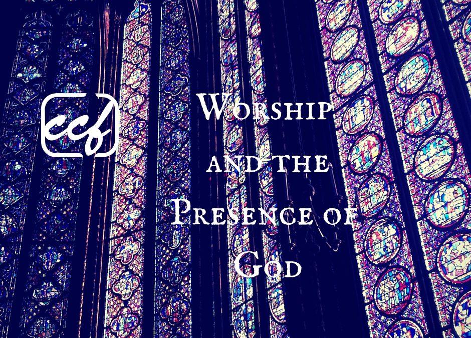 Worship and the Presence of God (DE/EN)