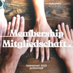Mitgliedschaft / Membership